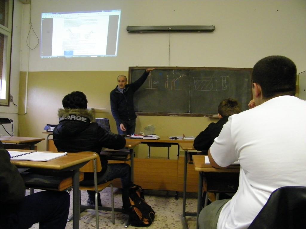 Lezione di tecnologia termoidraulica dell' ing. Fachiri